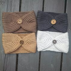 Ravelry: Knot Knitted Headband pattern by Cassie Smith
