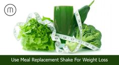 Tips to Use Meal Replacement Shake for Weight loss