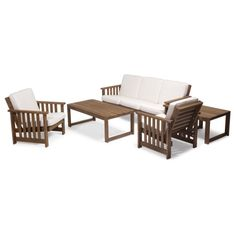 Gotland Utemöbelgrupp | TheHome.se Scatter Cushions, Toss Pillows, Seat Cushions, Garden Furniture, Outdoor Furniture Sets, Outdoor Decor, Chair Height, Public Seating, Sofa Seats