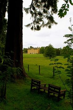 a scottish country house to rent someday....