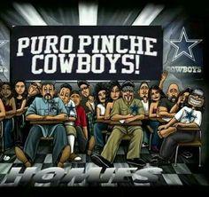 Puro Pinche Cowboys