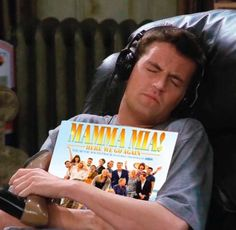 Memes Relatable Friends 65 New Ideas Mamma Mia, Chandler Bing, Friends Moments, Friends Tv Show, Chandler Friends, Friends Series, Does Your Mother Know, Thats 70 Show, Ross Geller
