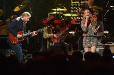 All-star musical cast celebrates the Songs & Voice of Gregg Allman at The Fox Theatre on January 10, 2014 in Atlanta.