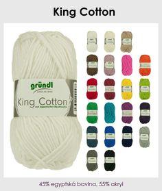 NOVINKA na trhu: King Cotton
