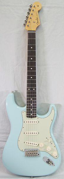 Fender USA CUSTOM SHOP  Japan Limited `60ST NOS/Sonic Blue