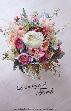 Brautstrauß für die Hochzeit