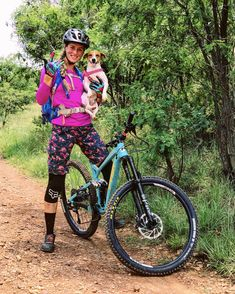 Life's Better on a Mountain Bike – Victoria's Story   Wild Library