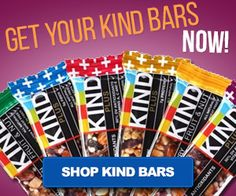 Business Stuff: GET YOUR KIND BARS NOW!