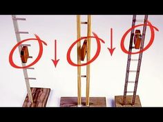 DIY Monkey Ladder Toy - YouTube
