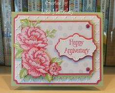SU Stippled Blossoms, Favorite Greetings, Apothecary Accents framelits, Ticket-Corner punch, Scallop border punch Read more: http://www.splitcoaststampers.com/gallery/photo/2518434#ixzz3AwQdA3wa