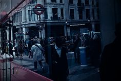 Red Bus, Oxford Street, Photos, Pictures