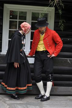 Folk Costume, Costumes, Traditional Dresses, Norway, Tanks, Scandinavian, Textiles, Culture, Lund