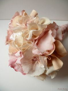 Blush Fabric Bridal