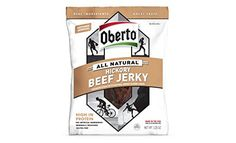 Oberto All Natural  Hickory Beef Jerky 325 ounce package Pack of 4 -- Read more  at the image link.Note:It is affiliate link to Amazon.