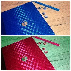 Blue or pink? Handmade cover <3