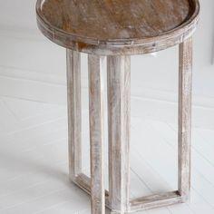 Agar End Table