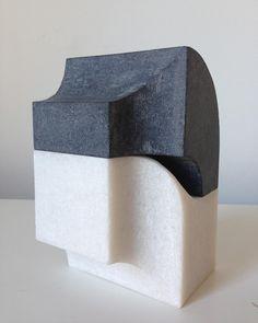 Black Stone and Marble Stephen Ormandy Dinosaur Designs