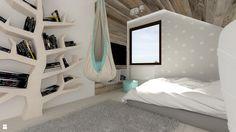 Pokój dziecka styl Skandynawski - zdjęcie od Am Design Studio projektowania wnętrz - Pokój dziecka - Styl Skandynawski - Am Design Studio projektowania wnętrz