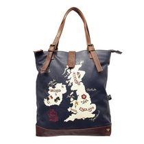 Jan Constantine UK Map Shopper - new bag for autumn My Bags, Purses And Bags, Disaster Designs, Louis Vuitton Artsy Mm, Purse Styles, Shopper Bag, New Bag, Women Brands, Fashion Handbags