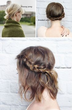 styles for your lob or bob