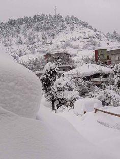 Çamlıyayla ve Gülek Kar Fotoğrafları (Karışık)