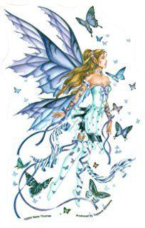 FAIRIES POSTER Garden Fairy RARE HOT NEW 24X36