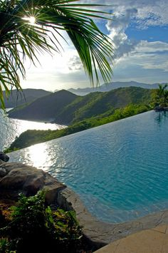 Falcon's Nest, Peter Island (the largest private island in the British Virgin Islands)