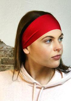 50133fd779c9 The BEST yoga fitness headband - NonSlip Workout Headband - Moisture  Wicking Workout Headband for Fi