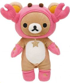 zodiac sign Scorpio Rilakkuma plush bear San-X