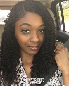 #customershow @marvellouscouture you look so gorgeous   wig info : big curl Indian remy hair 4.5inches deep part lace front wig ,SKU: DFW05  http://www.premierlacewigs.com/big-curl-super-deep-middle-part-lace-front-wigs.html #premierlacewigs #lacefrontwigs #indianremyhair #deeppart #indianremyhair #humanhairwigs #wigs #curlyhair #bigcurl #beauty