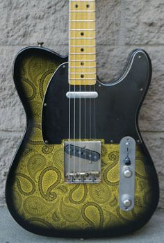 I need to add this to my tele collection
