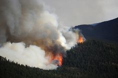 High Park fire now the second largest fire in Colorado history.