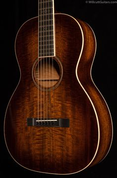 Martin Custom Shop 0-18 12-Fret Fiddleback Mahogany (962)