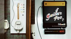 Move over Guitar Hero, there's a new urinal in town! Guitar Pee is a set of triggers put in a urinal. When you hit them with your stream, it plays […] Guitar Hero, Music Guitar, Guitar Chords, Billboard Music, Digital Trends, Guerrilla, Playing Guitar, Videos, Musicals