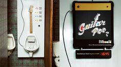 Billboard - Guitar Pee (ENG) by AlmapBBDO Internet.