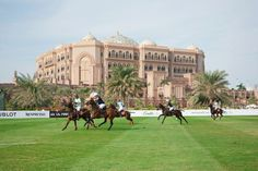 Coutts - Polo At The Palace