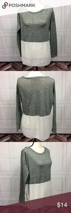 Selling this Loft Outlet XS Knit Top on Poshmark! My username is: closet_by_elyse. #shopmycloset #poshmark #fashion #shopping #style #forsale #LOFT #Tops