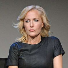 Image result for gillian anderson hair