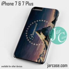 paramount Phone case for iPhone 7 and 7 Plus