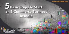 5 Basic steps to start an #ECommerceBusiness in India