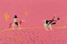 Cowboys by Yasmeen Ismail