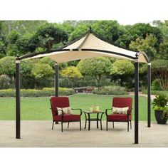 Better Homes and Gardens Convair Pavilion Gazebo, 10' x 10'