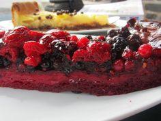 Les tartes de chez Germaine à Aubrac, Aveyron