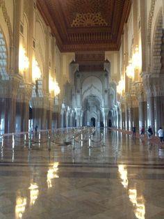 Al Hassan moskee Casablanca