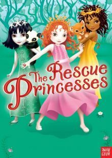 * With ninja skills and magic jewels, the rescue princesses will help animals in danger.