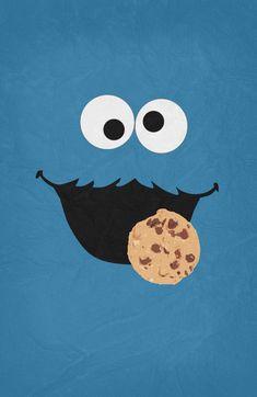 cookie monster арт - Поиск в Google