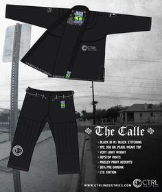 The Calle by CTRL Industries USD169.99 Jiu Jitsu Gi, Brazilian Jiu Jitsu, Muay Thai, Paisley Print, Mma, Martial Arts, Wetsuit, Swimwear, Black