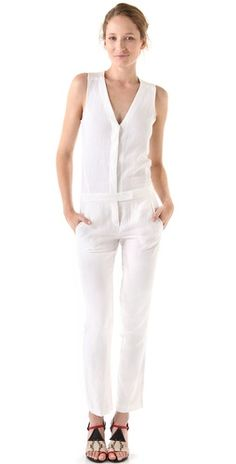 A.L.C. Magnolia Jumpsuit (We love everything by A.L.C.)