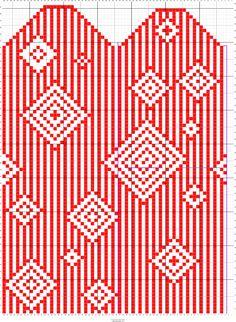 Stitch Fiddle is an online crochet, knitting and cross stitch pattern maker. Knitted Mittens Pattern, Knitting Socks, Mitten Gloves, Knitting Needles, Knitting Machine Patterns, Crochet Stitches Patterns, Knitting Charts, Stitch Patterns, Rugs