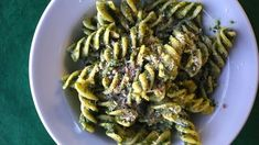 Pasta with Mint and Breadcrumb Pesto - MUNCHIES